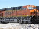 BNSF 6301 brand new